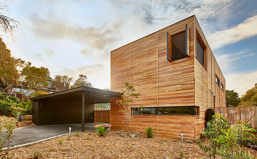 a house designer on holiday sunshine coast house design design my house Creating a Sustainable Home Through Passive Design. View Larger Image  Modscape passive house in Alphington, Victoria