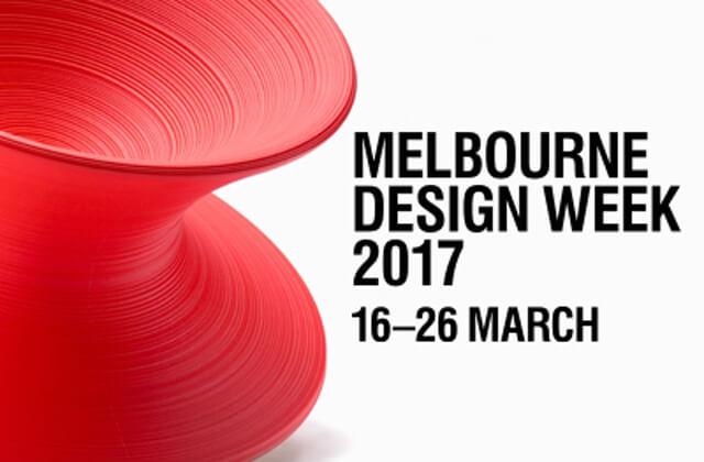 Things we love melbourne design week 2017 modscape for Design week 2017