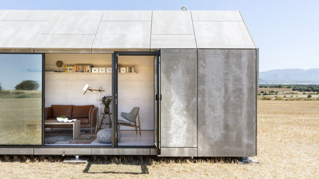 Our Pick Of Compact Prefab House Projects in Europe (+ 1