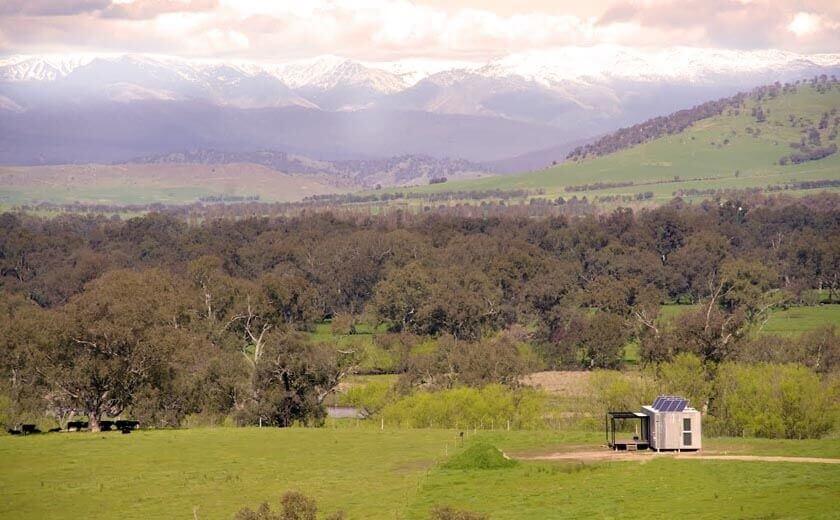Prefabricated Homes in Australia - Tintaldra by Modscape