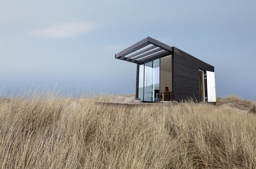 Prefab house in Denmark