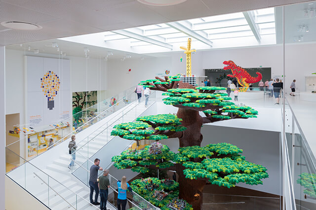 LEGO House in Denmark | Modscape Prefab Homes