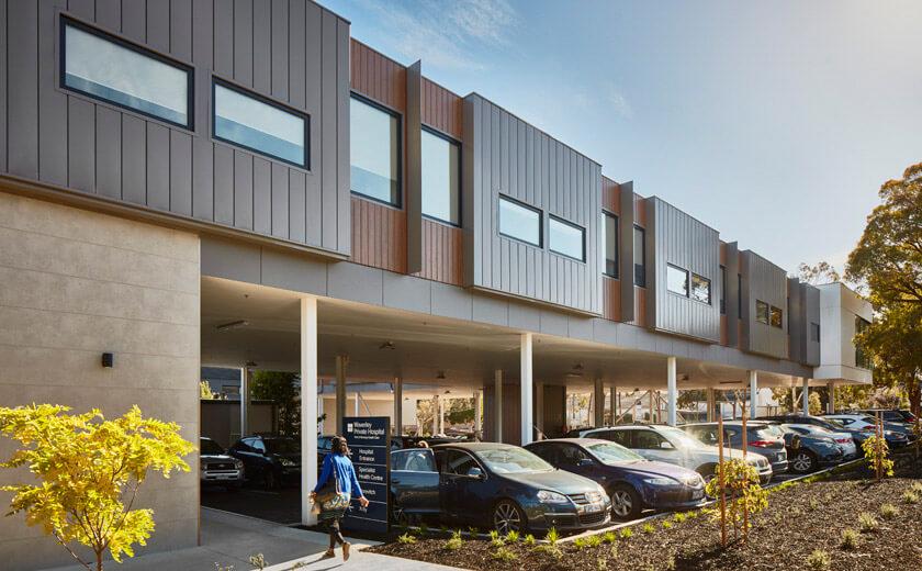Modular Hospital Buildings - Health & Aged Care Facilities