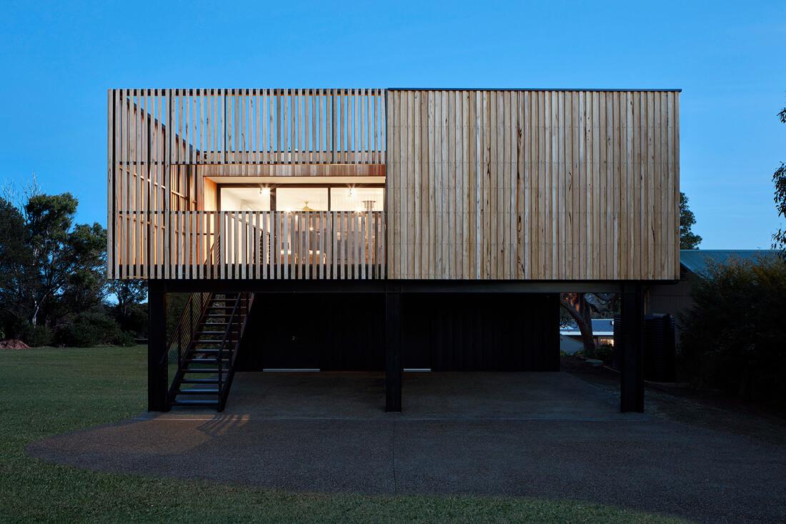Shoreham beach house first level