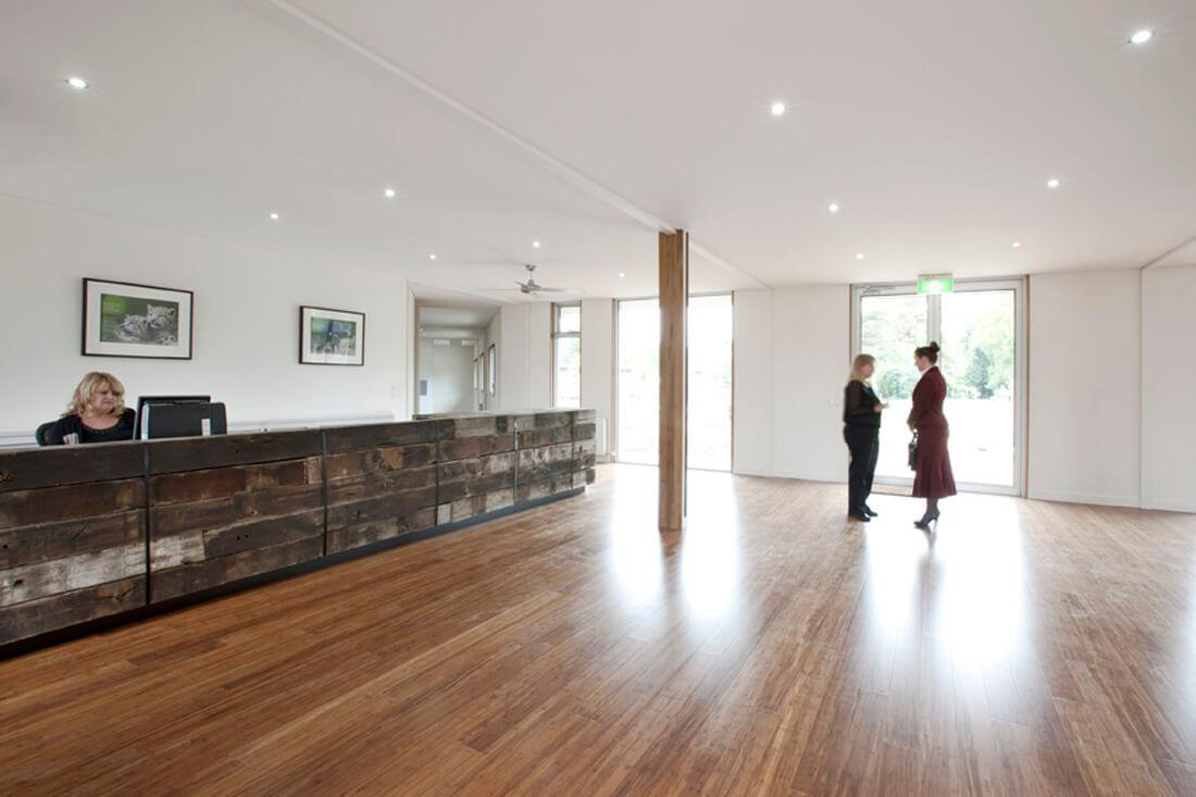 Melbourne Zoo commercial modular building interior