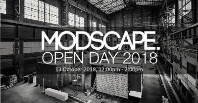 Modscpae Open Day 2018 Banner