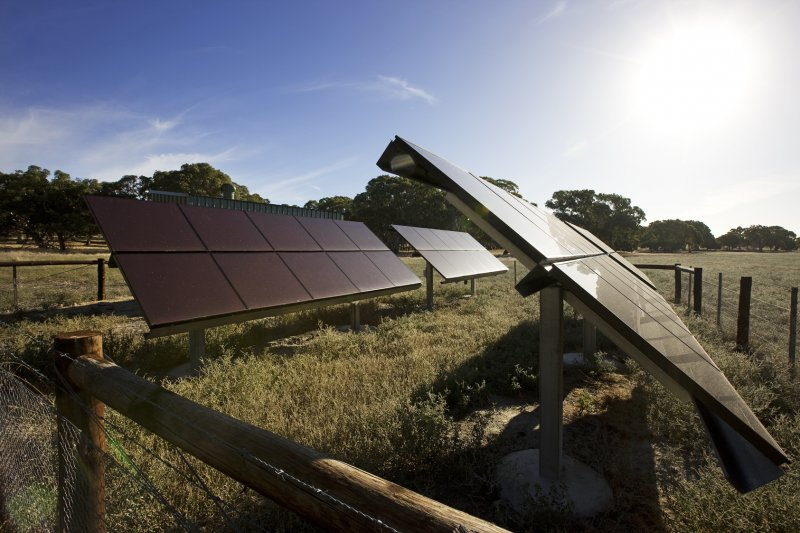 Solar panels for a sustainable lifestyle