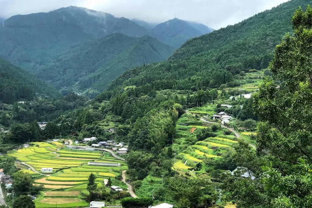 kamikatsu landscape shot