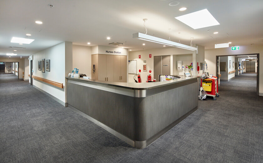 Waverley Private Hospital expansion