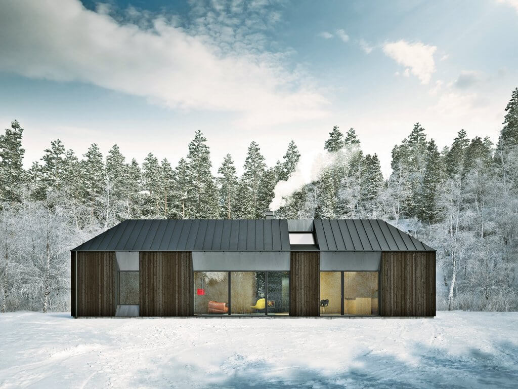 prefab home sweden